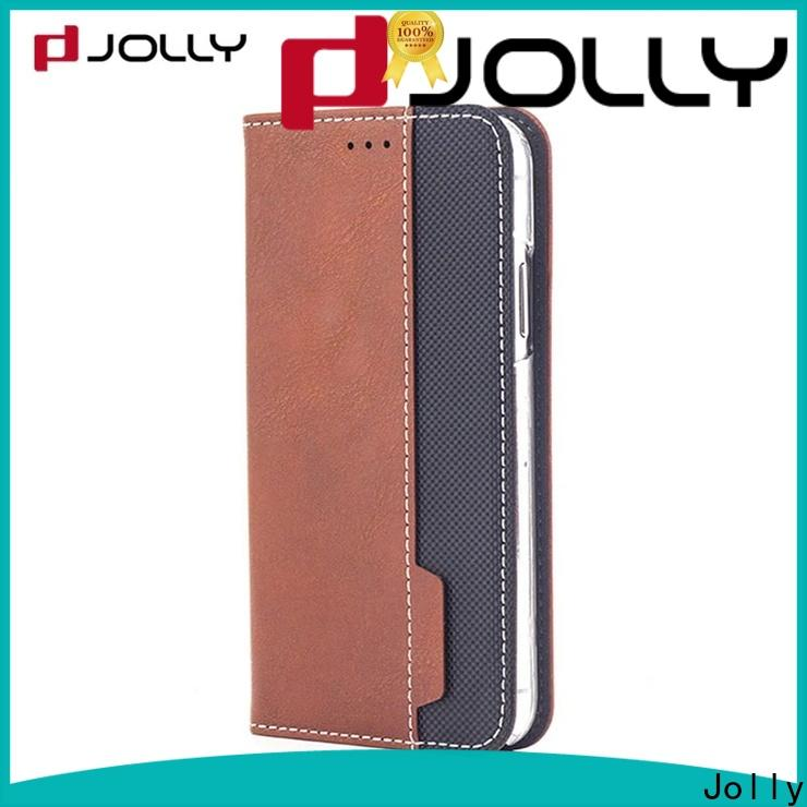 Jolly folio cell phone cases with slot for sale