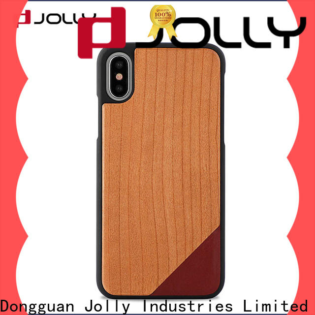 Jolly high quality stylish mobile back covers for busniess for iphone xs