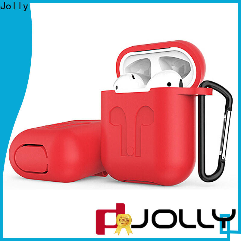 Jolly top airpod charging case suppliers for earpods