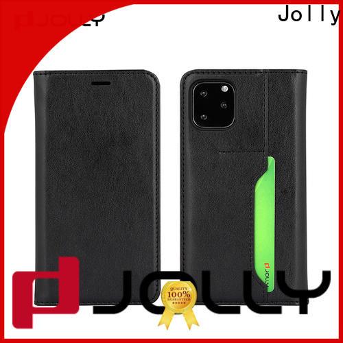 Jolly custom phone case maker factory for apple