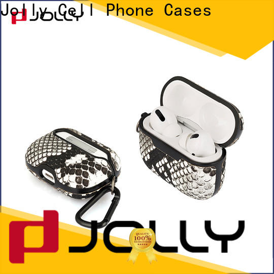 Jolly superior quality airpods case charging supply for sale