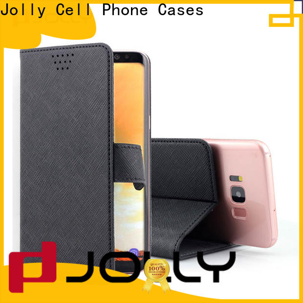 Jolly universal smartphone case with adhesive for mobile phone