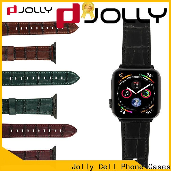 Jolly custom watch band company for sale