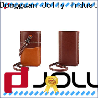 Jolly cute mobile phone bags pouches factory for phone