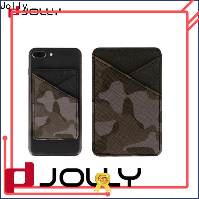 Jolly custom mobile back case for busniess for sale