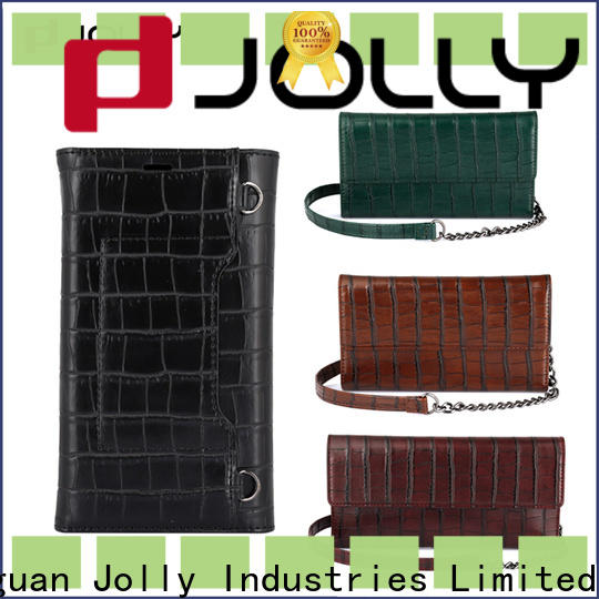 Jolly crossbody cell phone case supply for smartpone