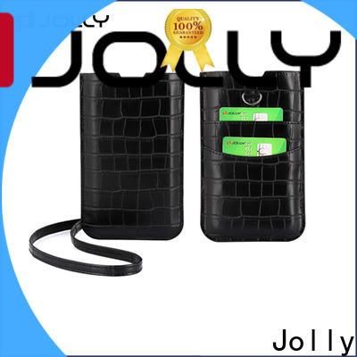 Jolly cell phone pouch suppliers for cell phone