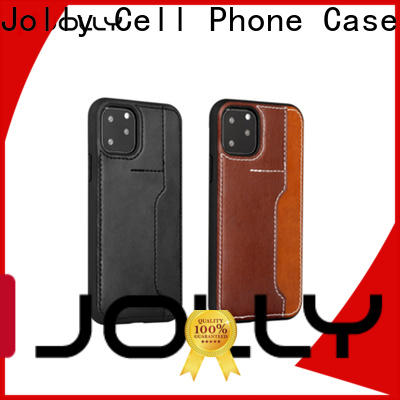Jolly mobile case for busniess for iphone xs