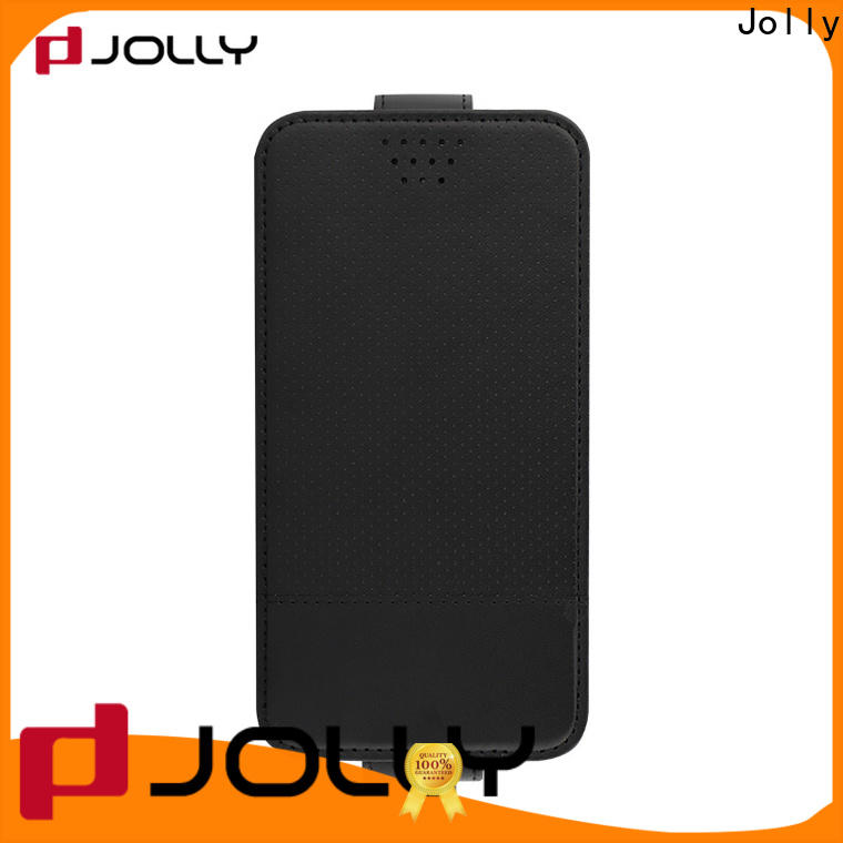 custom universal waterproof case with adhesive for cell phone