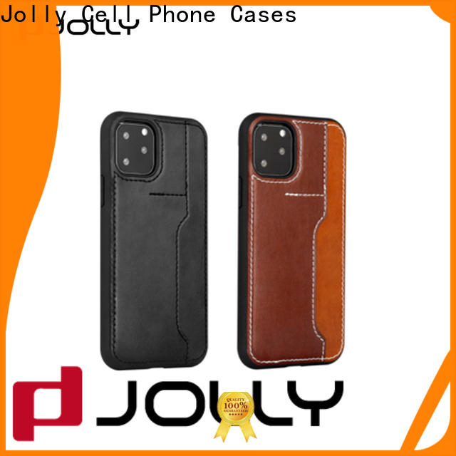 Jolly protective stylish mobile back covers supply for sale