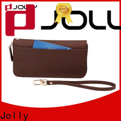 Jolly zip around cell phone wallet purse with slot for sale