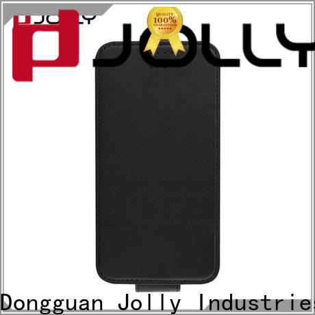 Jolly leather phone case factory for cell phone