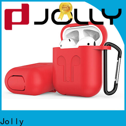 Jolly superior quality airpod charging case supply for earbuds