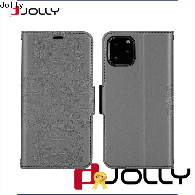Jolly flip cell phone case company for iphone xs