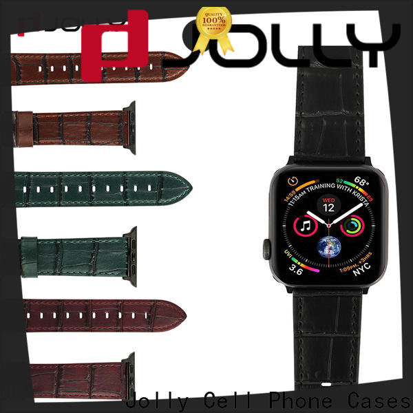 Jolly custom watch band wholesale manufacturers for business