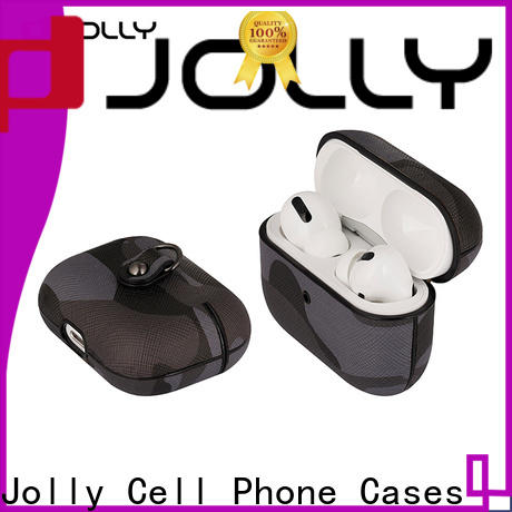 Jolly airpod charging case suppliers for earbuds