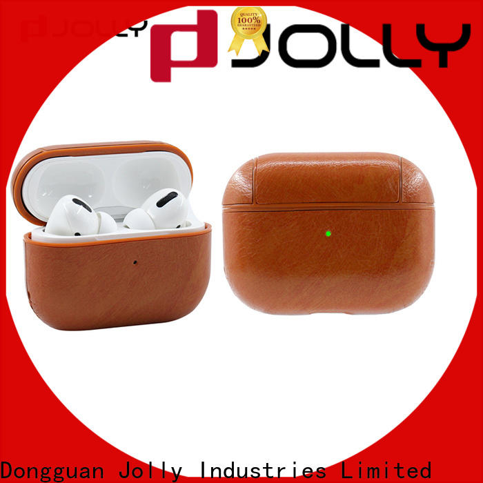 Jolly latest airpods case suppliers for earbuds