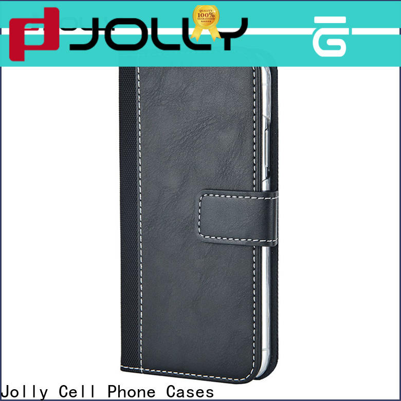 Jolly phone case and wallet company for sale