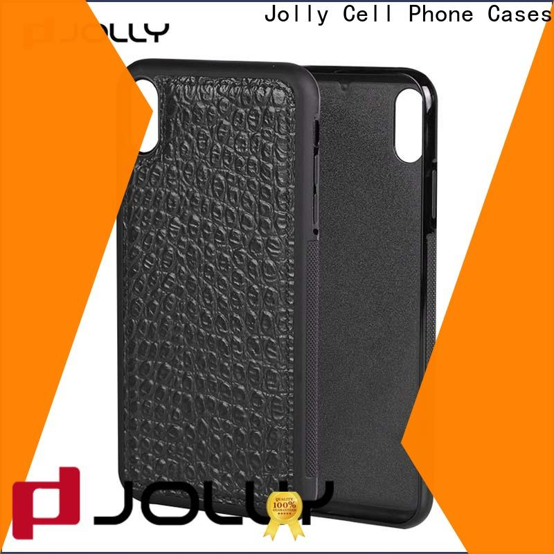 Jolly wood mobile back cover online for busniess for sale