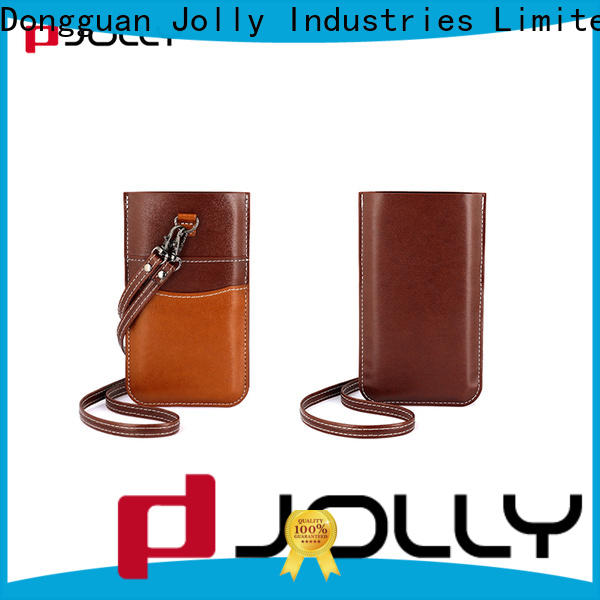 Jolly hot sale mobile phone bags pouches supply for phone