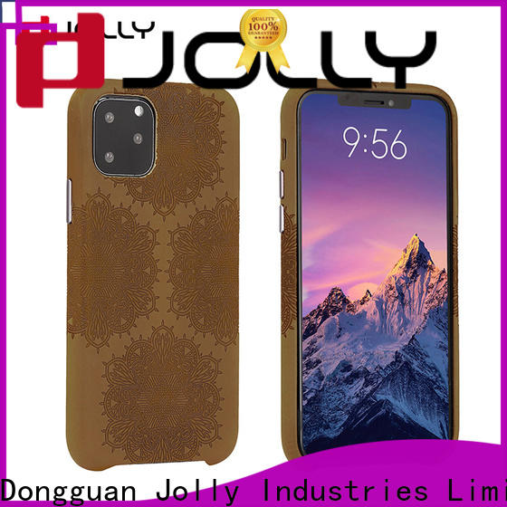 Jolly natural Anti-shock case supplier for iphone xr