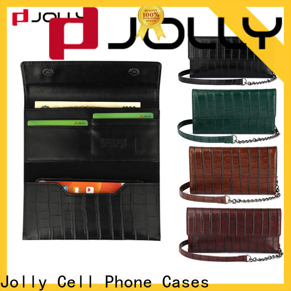 Jolly latest phone clutch case suppliers for cell phone