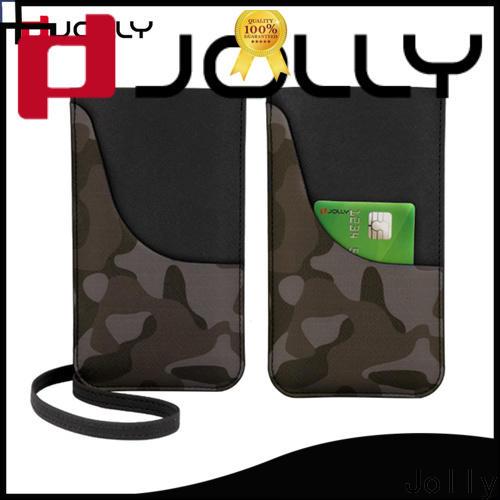 Jolly custom phone pouch bag company for sale
