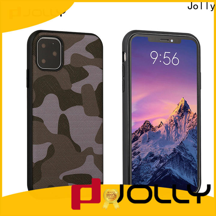 Jolly high quality phone case cover supply for iphone xs