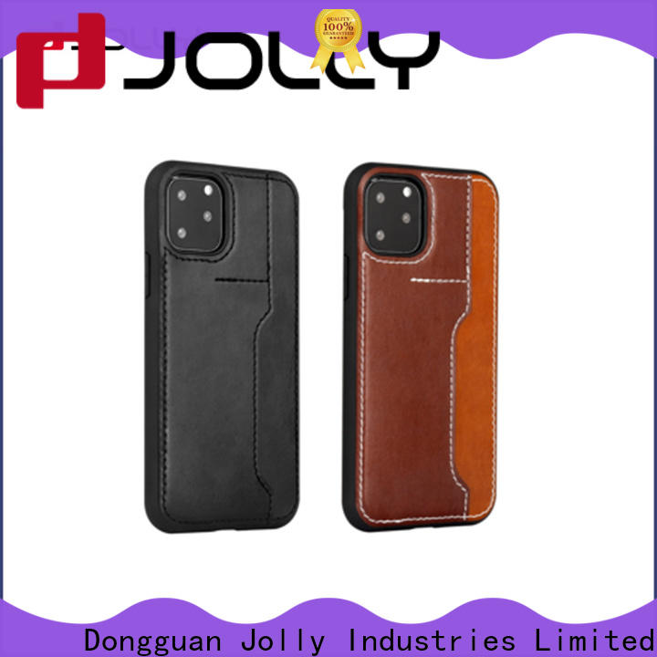 Jolly phone back cover design for busniess for iphone xr