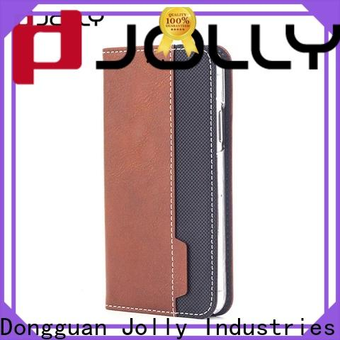 Jolly new phone cases online with slot kickstand for iphone xs