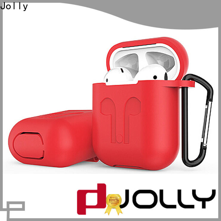 Jolly best airpods case charging factory for sale