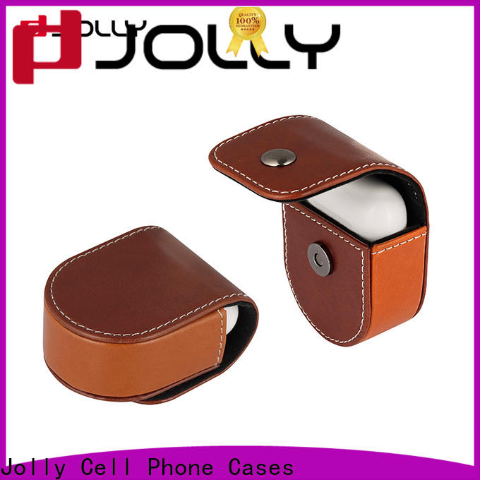 Jolly hot sale airpods case supply for earbuds