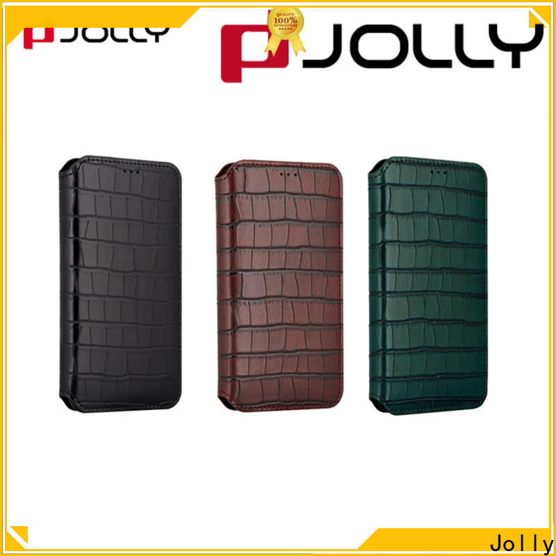 Jolly phone case and wallet with credit card holder for sale