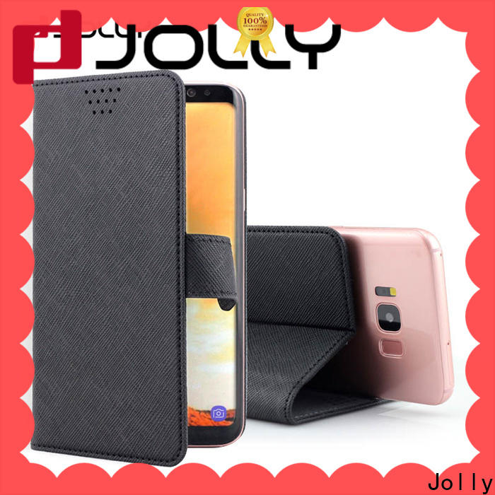 Jolly top universal smartphone case for busniess for sale