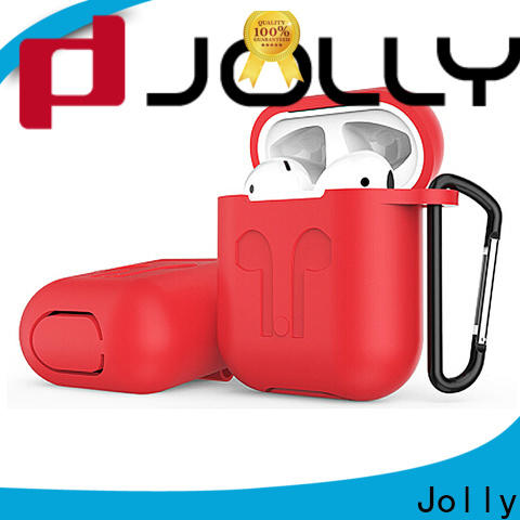 Jolly airpods carrying case manufacturers for business