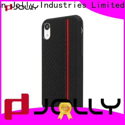 Jolly engraving cell phone covers factory for sale