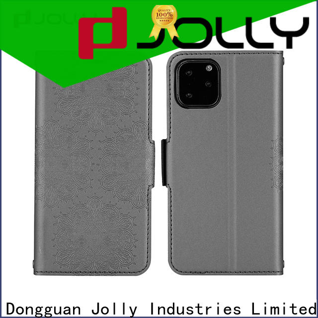 folio flip cell phone case factory for sale