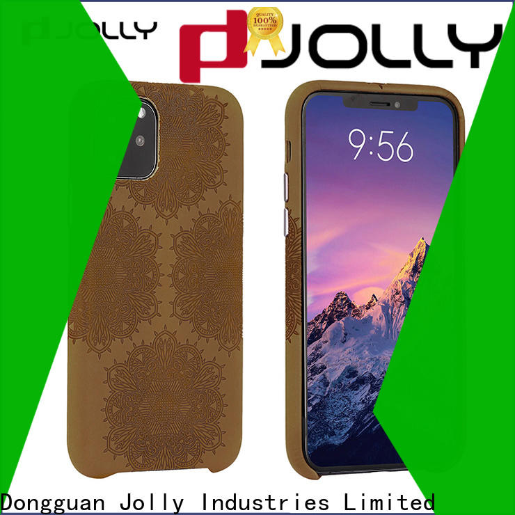 Jolly back cover manufacturer for iphone xs
