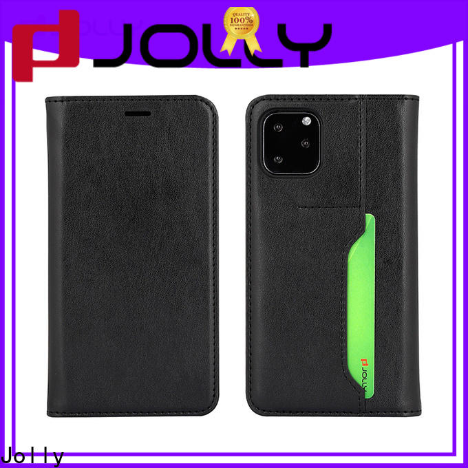 Jolly custom initial phone case company for mobile phone