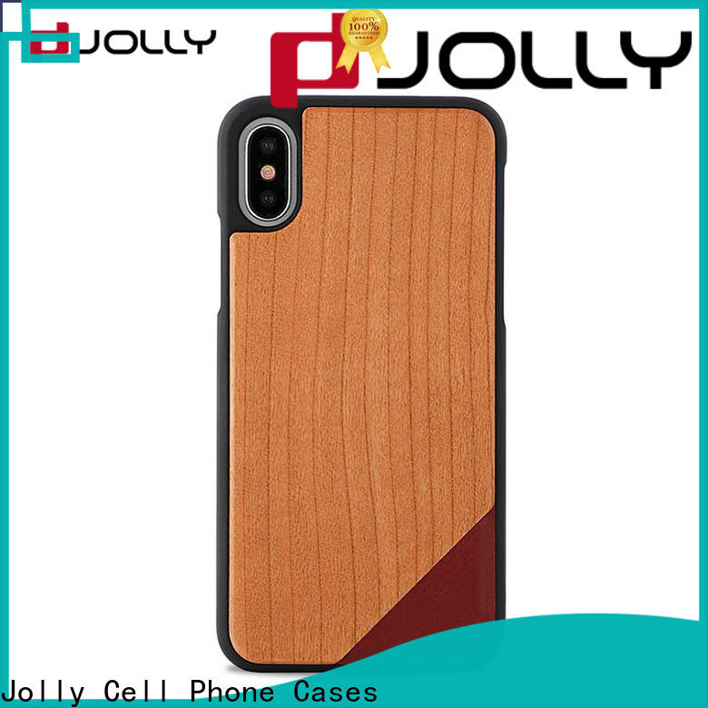 Jolly tpu nonslip grip armor protection mobile phone covers for busniess for iphone xr