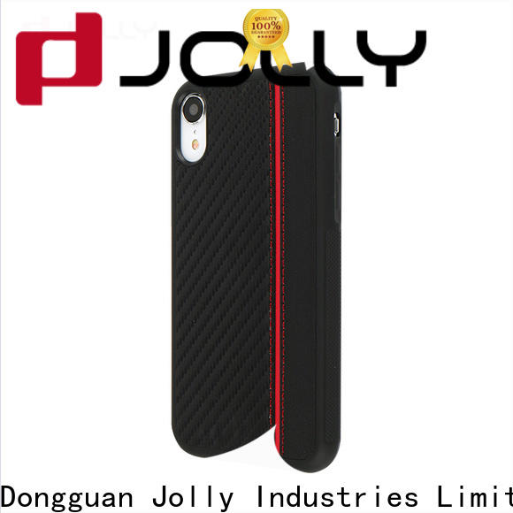 Jolly protective mobile back cover designs for busniess for iphone xs