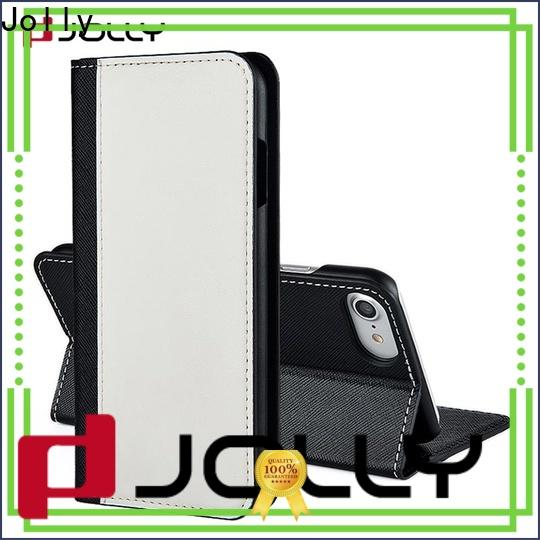 Jolly top designer wallet phone case factory for iphone xs