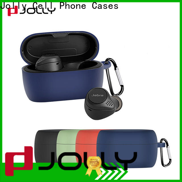 Jolly top jabra headphone case supply for business