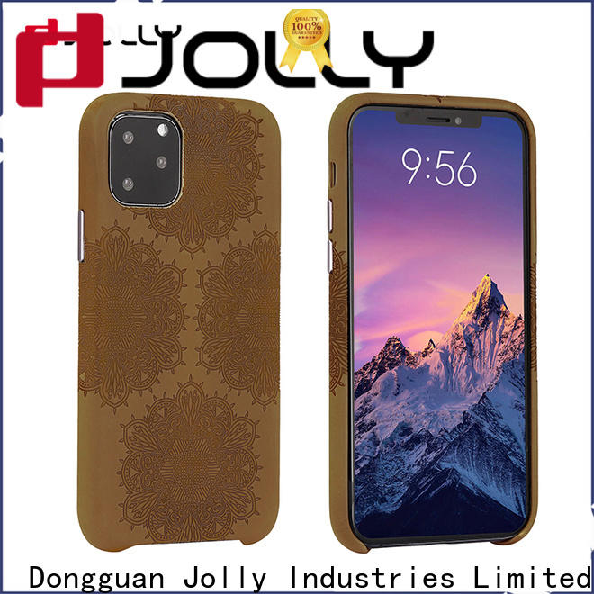 Jolly mobile back cover designs supplier for iphone xs