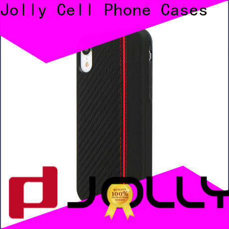 Jolly mobile back cover printing supply for iphone xr