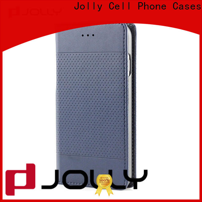 Jolly silicone phone case for busniess for iphone x
