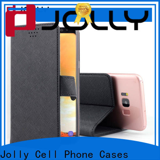 Jolly universal smartphone case with card slot for sale