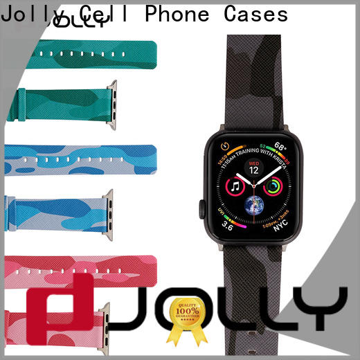 Jolly best watch straps factory for business