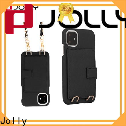 Jolly high-quality crossbody cell phone case supply for phone