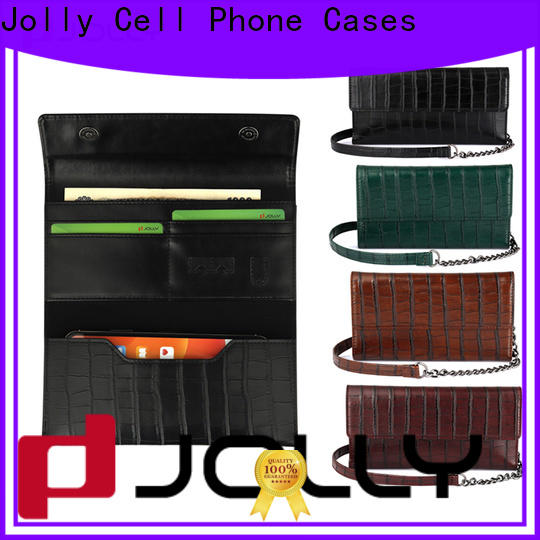 Jolly good crossbody smartphone case factory for phone